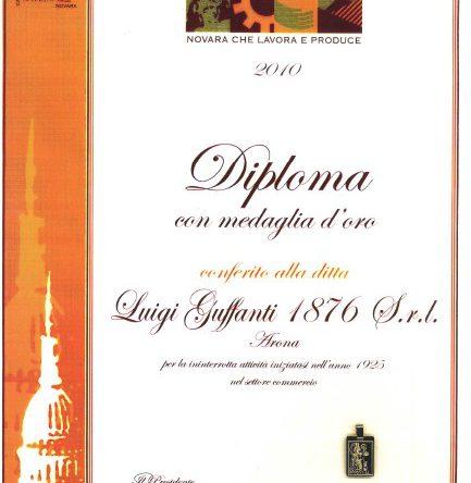 Premio 'Novara che lavora e produce'