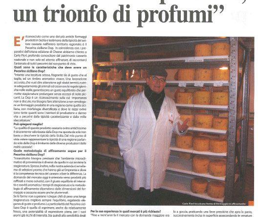 Cheese 2011 - Riconoscimenti
