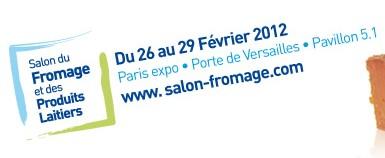 Salon du Fromage 2012 Paris