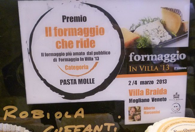 Formaggio in Villa 2013: and the winner is Guffanti!