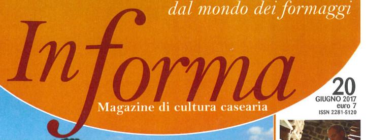 InForma - articolo su Luigi Guffanti