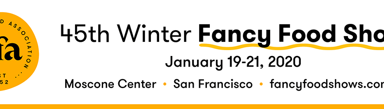 Winter Fancy Food 2020 - San Francisco