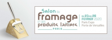 Salon du Fromage 2020 – Paris